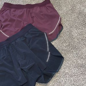 Find your pace short (cassis)